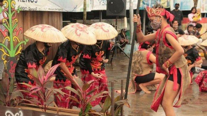 Wisata Kalteng, Terbuka untuk Umum, Pengunjung Sport & Culture Tourism Terapkan Protokol Kesehatan