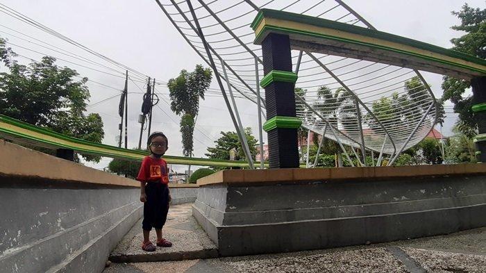 Wisata Kalteng Taman Daun Kapuas, Alternatif Tempat Santai di Kota Air Kalimantan Tengah