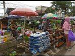 Wisata Kalsel, Pasar Bunga KM 7 Sering Membuat Arus Lalu Lintas Macet