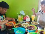 Wisata Kuliner Kalsel, Pengunjung Nilai Sate Kambing Blok A Pas Dilidah