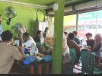 Wisata Kuliner Kalsel, Banyak Menu Menggoda Lidah di Sate Kambing Batulicin Kalsel