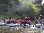 Potensi Wisata Alam Desa Riam Adungan, Arung Jeram hingga Wisata Goa