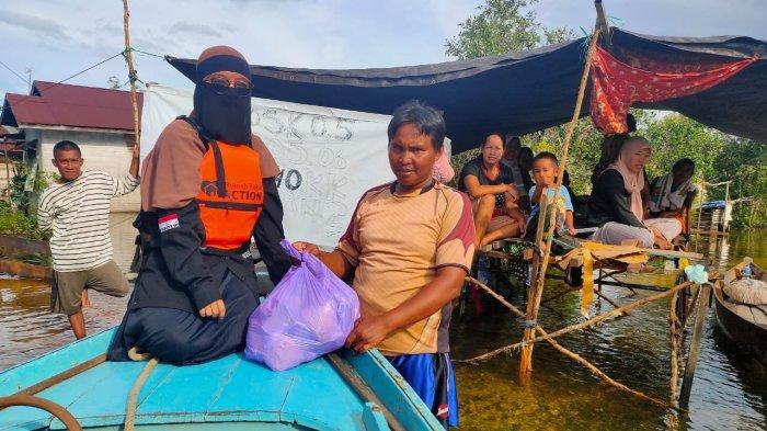 Rumah Zakat Kalsel Bantu Beasiswa Hingga Korban Bencana