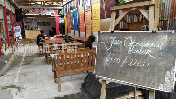 Kampung Buku, Tempat Literasi Modern di Banjarmasin