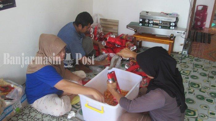 Mengenal Kerupuk Mr Acan Asli Banjar Kalsel