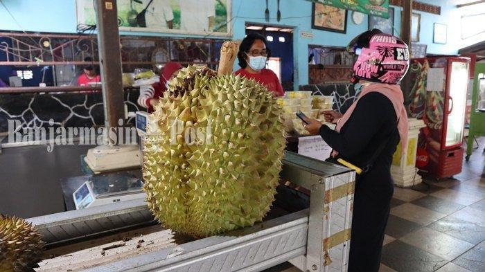 VIDEO Buah dan Varian Durian di Meekfarm Banjarbaru Bisa Dibeli Secara Online