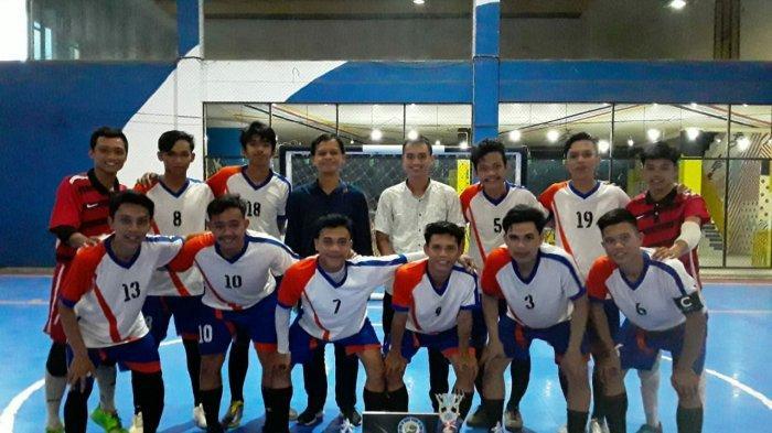 Profil Klub Futsal Armain FC, Satu-satunya Tim Futsal yang Memiliki Website di Kalsel