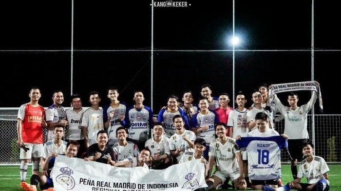 Profil Pena Real Madrid Indonesia Regional Banjarmasin