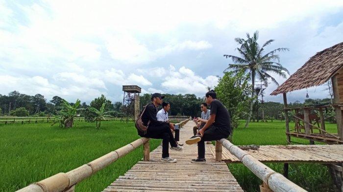 Titian di Tengah Sawah Bakal Jadi Wisata Budaya di Balida