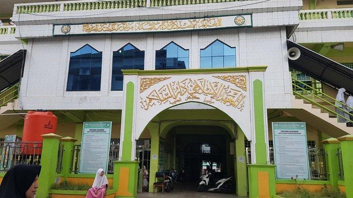 Pondok Pesantren Darusalam Martapura Kabupaten Banjar, Kalsel, terapkan protokol kesehatan cegah penyebaran Covid-19.