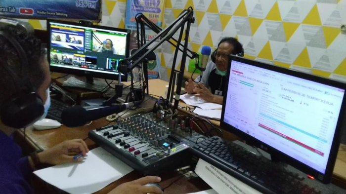 Dulunya  Bernama Radio Siaran Pemerintah Daerah (RSPD) Kabupaten Tabalong