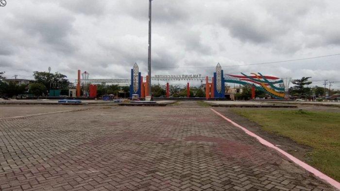Tanjung Expo Center Kabupaten Tabalong, Ruang Terbuka untuk Menggelar Expo