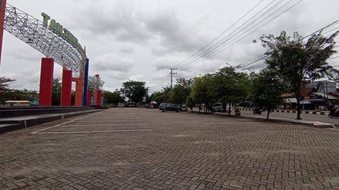 Tanjung Expo Center Juga Jadi Pilihan Tempat Nongkrong di Tabalong