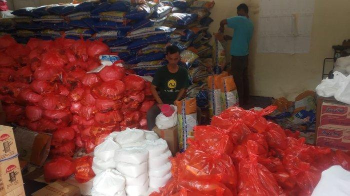 Catat! Dinsos Kabupaten Serang Bakal Salurkan 1000 Paket Sembako untuk Pasien Isoman
