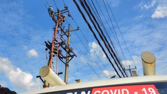 1.251 Personel PLN UID Banten Jaga Keandalan Listrik di RS Rujukan Covid-19 dan Produsen Oksigen
