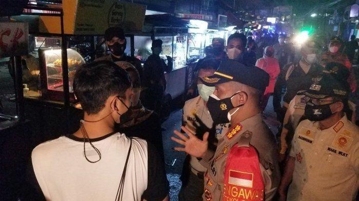Langgar PPKM Darurat, 2 Pasar di Kota Tangerang Ditutup Selama 2 Pekan