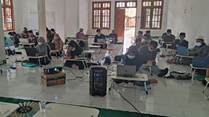 831 Pesantren FSPP Banten Terapkan Sistem Digitalisasi, Mudahkan Komunikasi Orang Tua dengan Lembaga