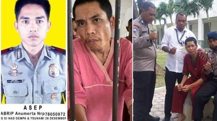 Viral Kisah Polisi Abrip Asep, Dinyatakan Meninggal Saat Tsunami Aceh, Kini Ditemukan Hidup di RSJ