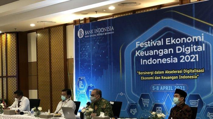 FEKDI 2021: BI Banten Fokus Perluas Retribusi Digital dan Kanal-kanal Pembayaran Nontunai