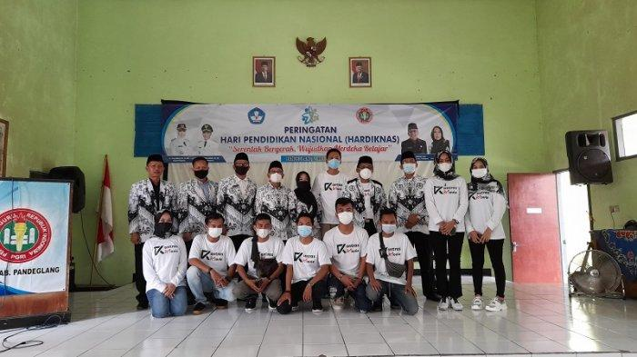 Peringatan Hardiknas 2021, Dindikbud Kabupaten Pandeglang Gelar Nonton Bareng Film Inspiratif