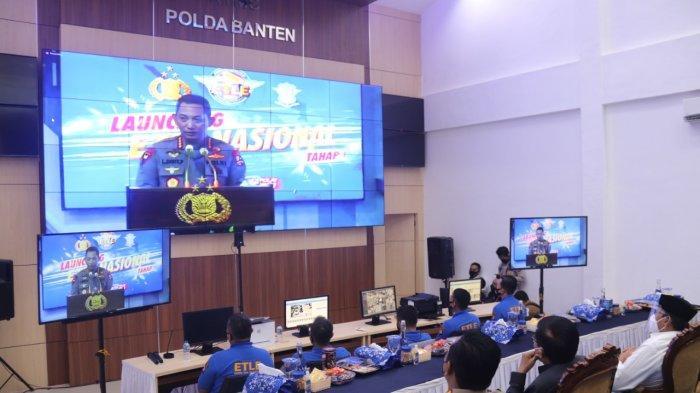 Catat! Mulai 1 April, Polda Banten Berlakukan Tilang Elektronik, Berikut Lokasi Tahap Pertama