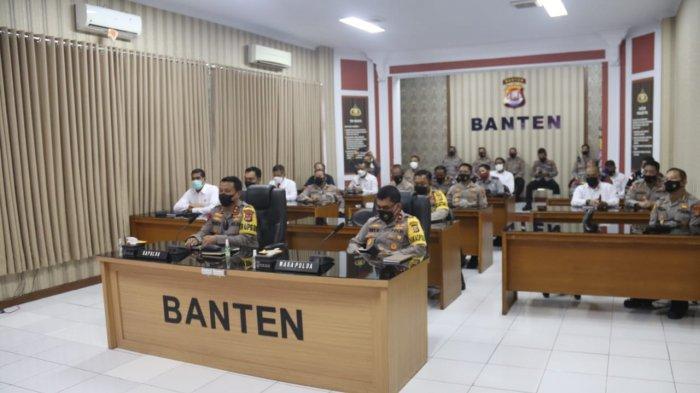 Website SP2HP Online, Kapolda Banten: Bentuk Pelayanan dan Transparansi Penyidik