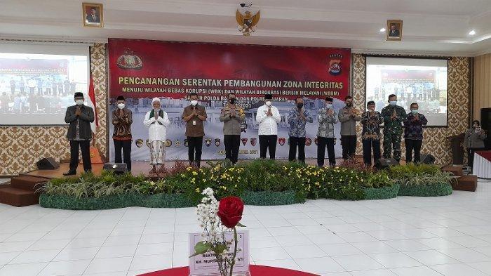 Gubernur Banten : Pembangunan Zona Integritas Tingkatkan Kualitas Layanan Pemerintah