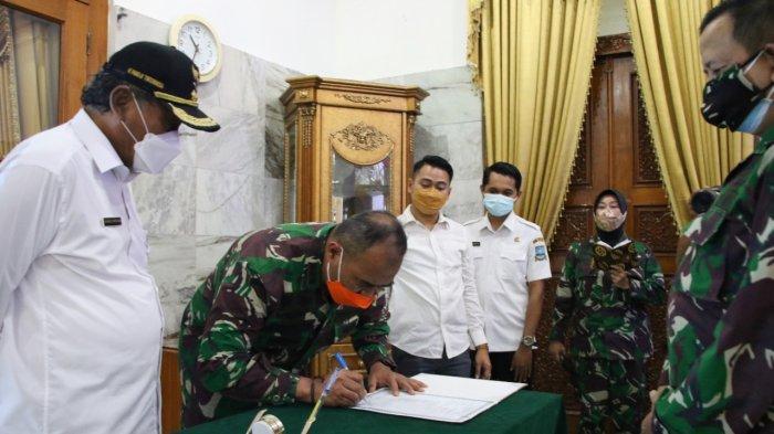 Wakil Bupati Serang: TMMD Perkuat Budaya Gotong-Royong di Masyarakat