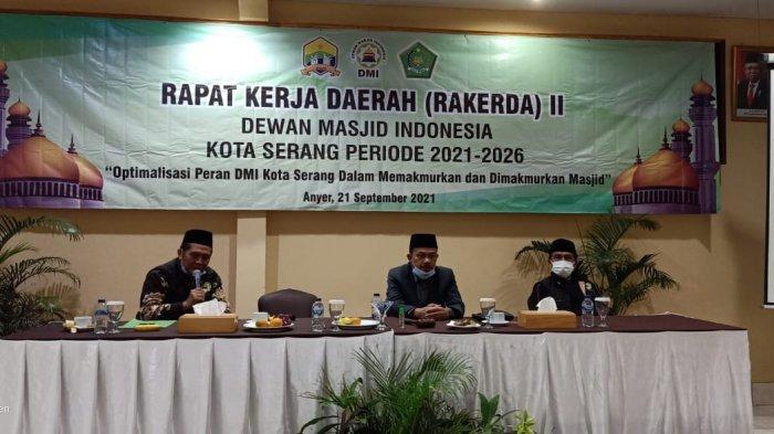 Lomba Masjid Sehat dan Bersih, Program Unggulan DMI Kota Serang untuk Memakmurkan Masjid