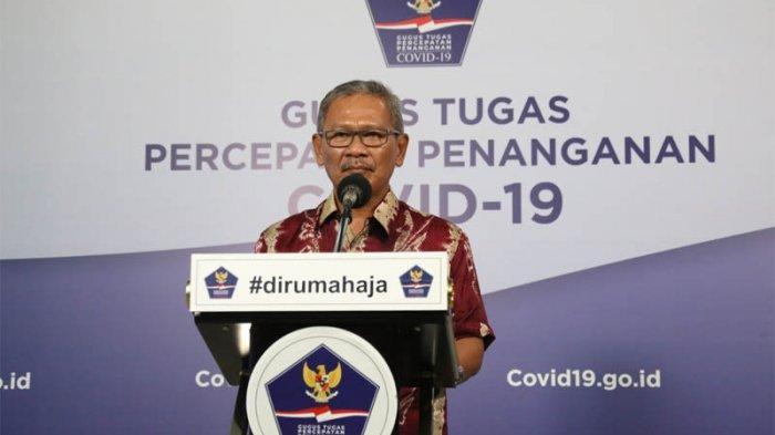 Pasien Covid-19 Sembuh Capai 1.665 Orang di 34 Provinsi, termasuk Banten