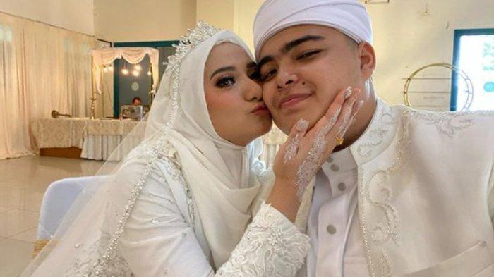 Alvin Faiz Doakan Pernikahan Ameer Azzikra dengan Nadzira Langgeng, Larissa Chou dan Anak Tak Hadir
