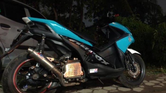 Sepeda Motor dan Drone Milik Jurnalis di Kota Serang Dicuri, Pelaku Sempat ke Kamar Ambil Kunci