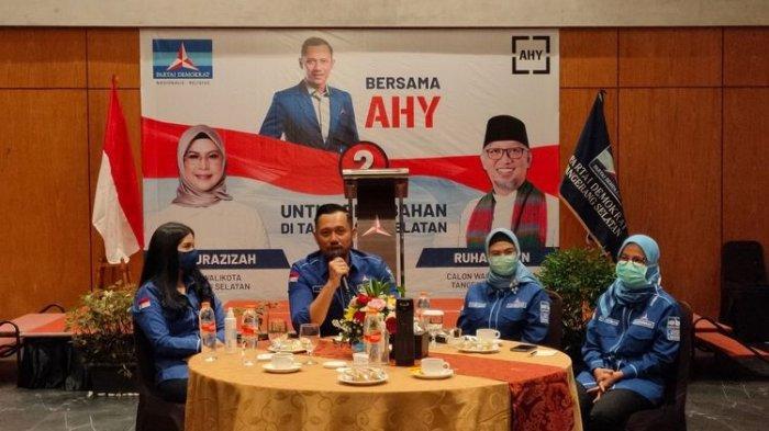 Bupati Lebak Iti Jayabaya Siap Hadapi Anies di Pilgub DKI Jakarta Mendatang