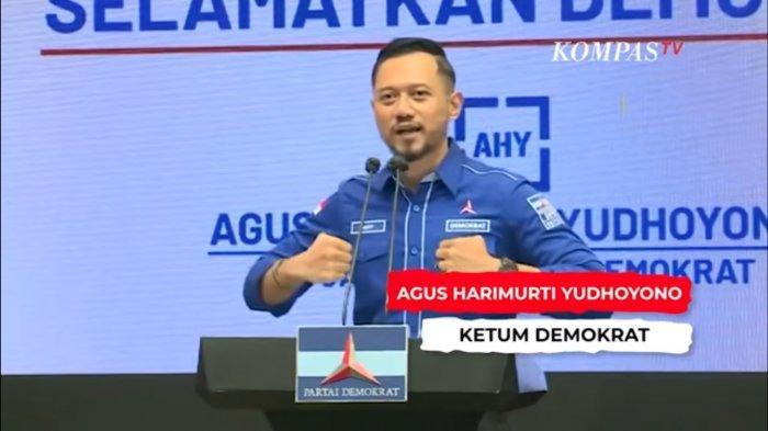 5 Reaksi AHY atas KLB Demokrat di Sumut, Sebut Ilegal hingga Minta Jokowi Turun Tangan