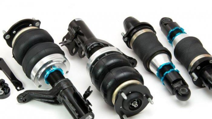 Perangkat air suspension untuk mobil