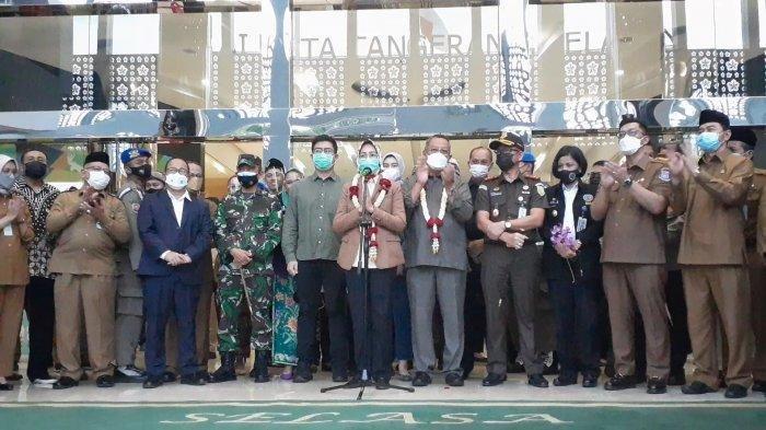 Pidato Perpisahan Airin Rachmi Diany Usai Satu Dekade Jabat Wali Kota Tangsel