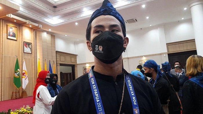 Aji Hakiki, Atlet Gulat Mewakili Banten di PON XX Papua, Siap Pertahankan Prestasi: Harga Mati!