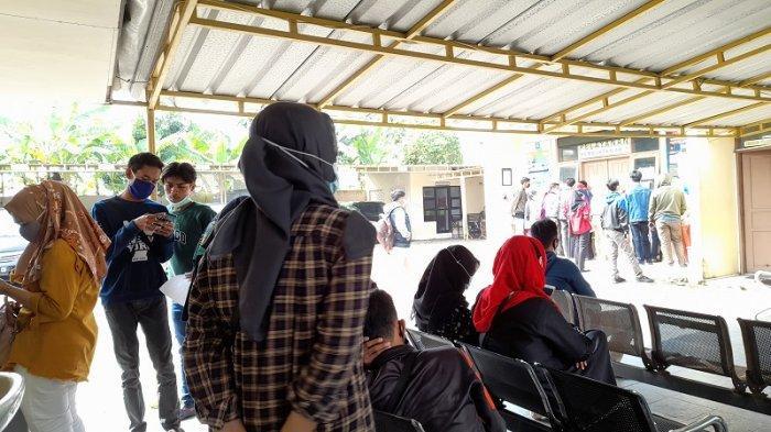 Pasca Lebaran Pemohon AK1 di Kabupaten Serang Meningkat, Disnakertrans Tambah Kuota Peserta