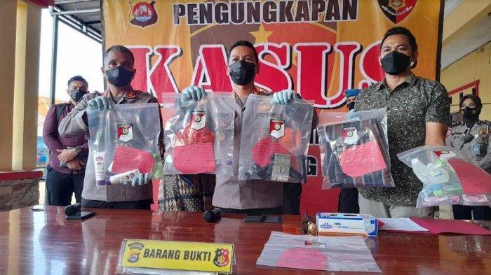 Kronologi Polwan Tangkap Maling Minimarket yang Bawa Airsoft Gun, Pelaku Gasak Perlengkapan Bayi