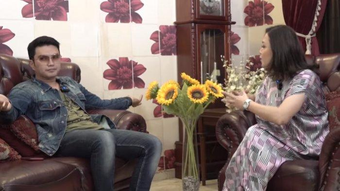 Aldi Taher saat menjadi tamu di channel YouTube Maia Estianty