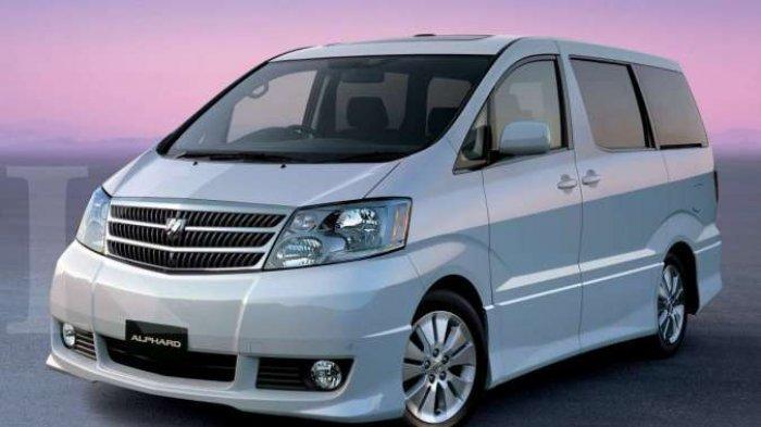 Daftar Mobil Toyota Alphard Bekas, Paling Murah Hanya Rp 150 Juta!