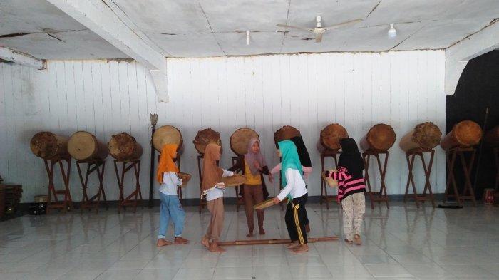 Kampung Seni Yudha Asri di Kabupaten Serang, Tempat Belajar Menari Anak-anak hingga Orang Dewasa
