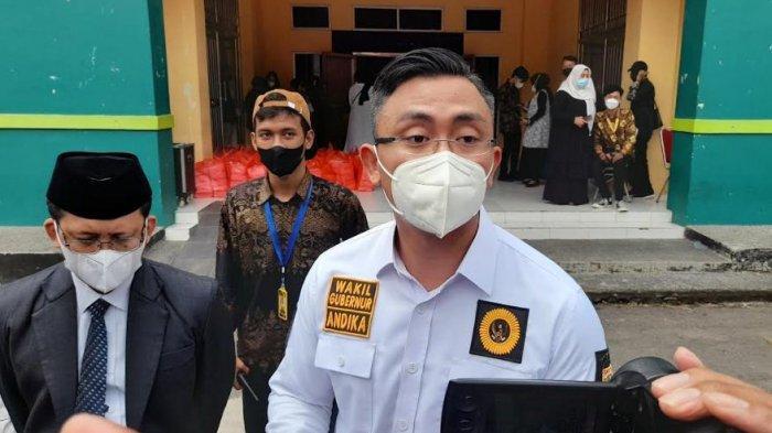 Andika Hazrumy Benarkan Adanya Surat Edaran ASN Diminta Sumbangan Untuk HUT ke-21 Banten