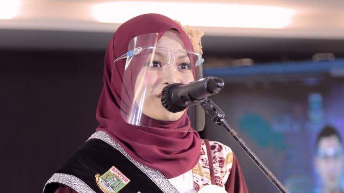 Profil Andini Nuriahidayat, Wakil Nong 2 Kabupaten Serang, Peraih Juara 3 Lomba Tahfidzul Quran