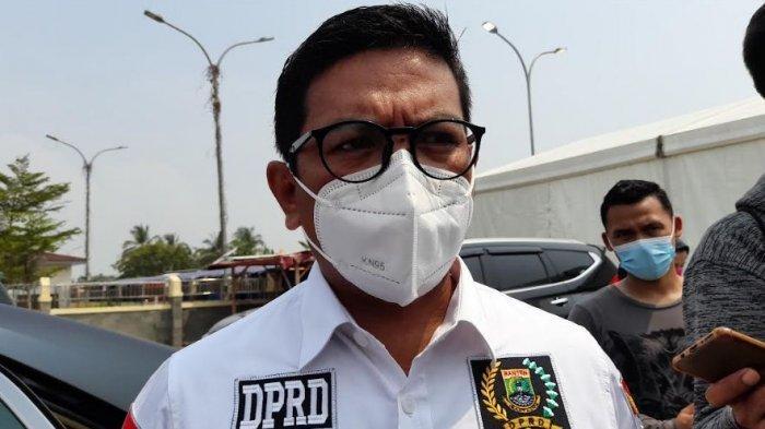 Ketua DPRD Banten Dukung Langkah KPK Usut Dugaan Korupsi Pembangunan Gedung SMKN 7 Tangsel