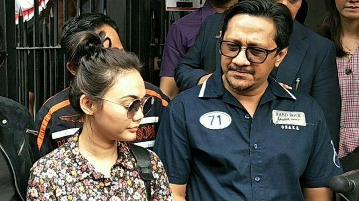 Andre Taulany dan Rina Nose Dipolisikan Atas Dugaan Pelecahan Marga Latuconsina, Ini Pelapornya