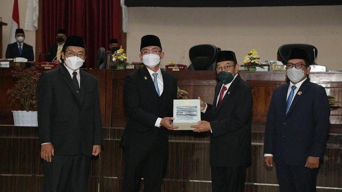 Untuk Kelima Kalinya, Laporan Keuangan Pemprov Banten Dapat Opini WTP dari BPK
