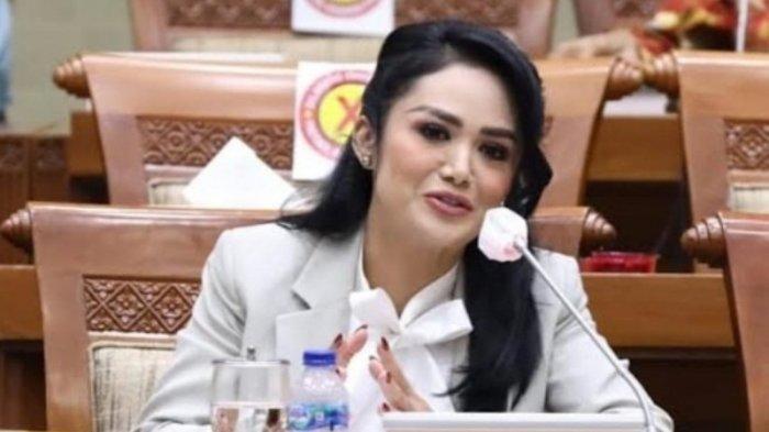 Krisdayanti Ungkap Gaji Fantastis Anggota DPR, Ahmad Sahroni: Dari Awal Saya Nggak Pernah Ambil