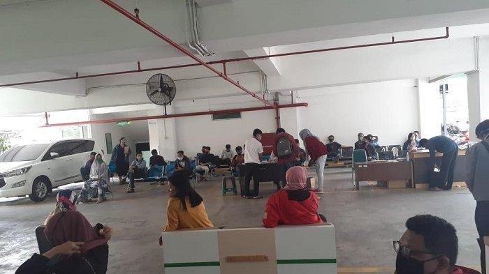 Ratusan Korban PHK Dampak Pandemi Antre di BPJS Ketenagakerjaan Tangerang, Ini Teknis Ajukan Klaim