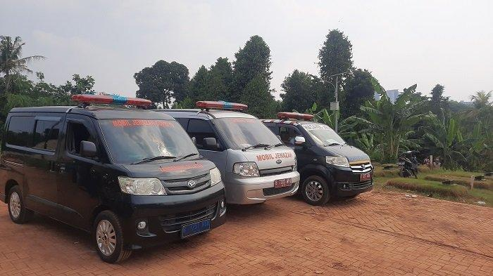 Sehari Bisa 52 Jasad Pasien Covid-19 Dimakamkan, Mobil Jenazah Sampai Antre di TPU Jombang